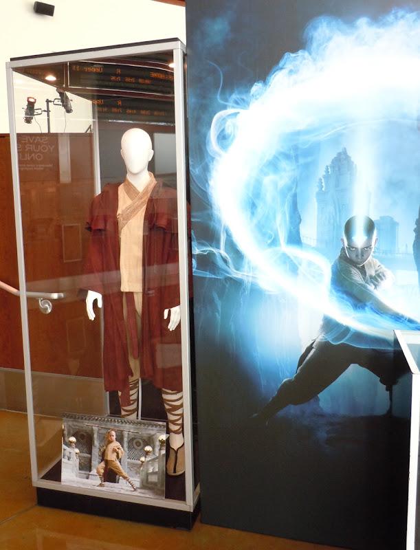 Aang The Last Airbender movie costume