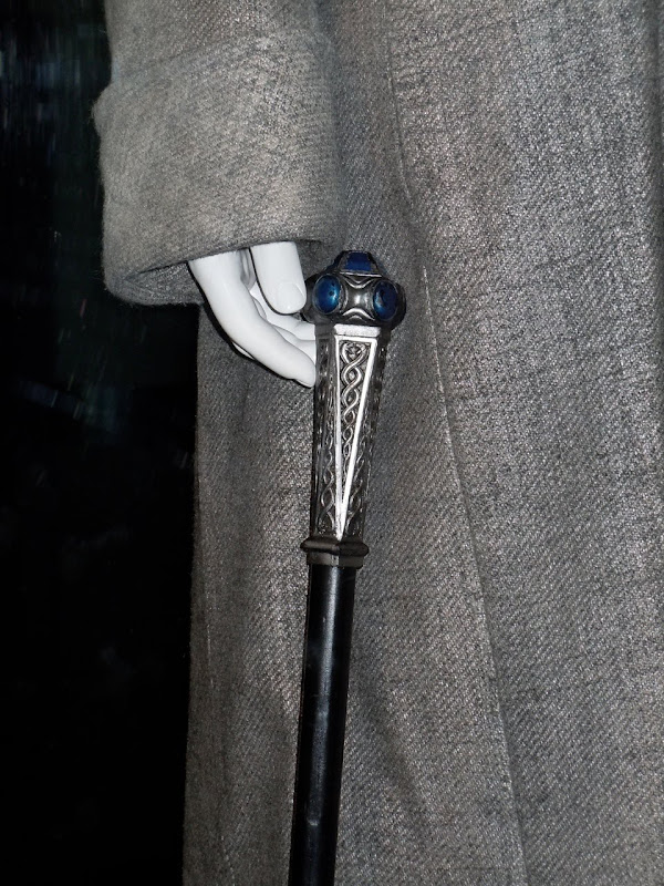 The Sorcerer's Apprentice Horvath cane film prop