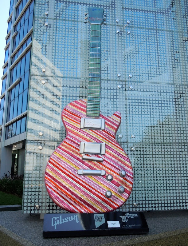 Candy Stripe Katy Perry Guitar