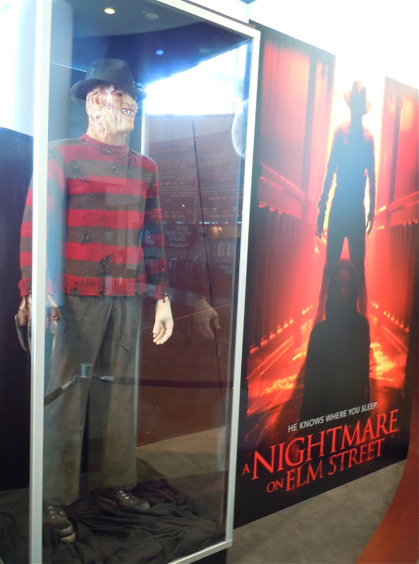 A Nightmare on Elm Street Freddy Krueger costume