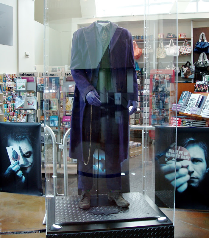 The Joker Dark Knight costume