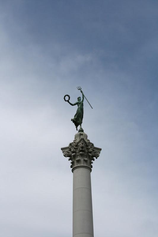 Victoria Statue Union Square