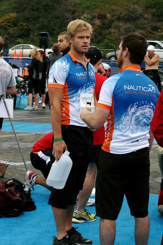 Trevor Donovan Zuma Triathlon 2010