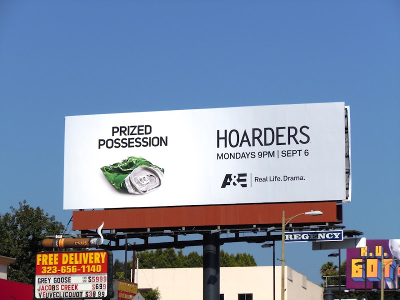 Hoarders Prized Possession season 3 billboard