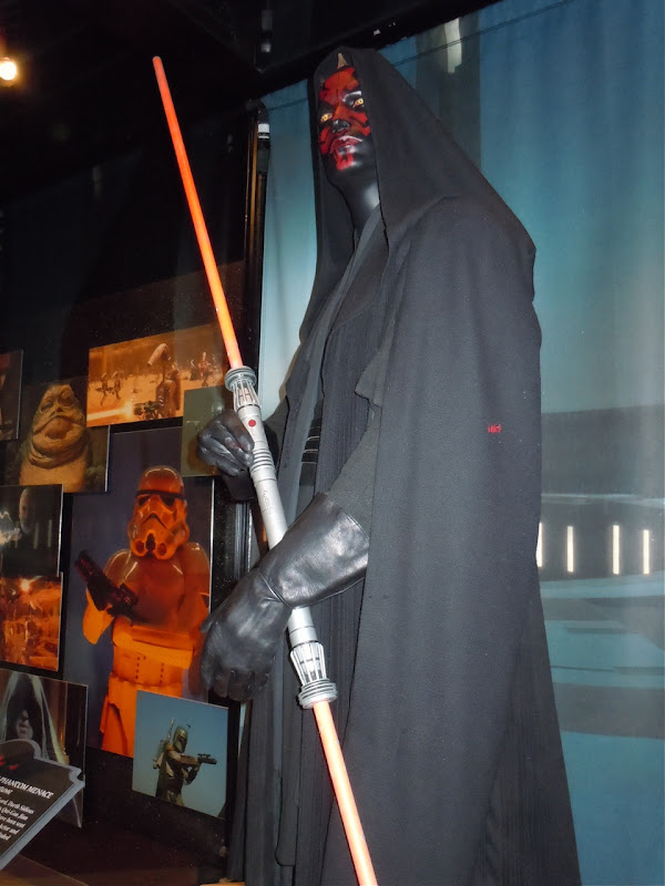 Star Wars Ray Park's Darth Maul costume