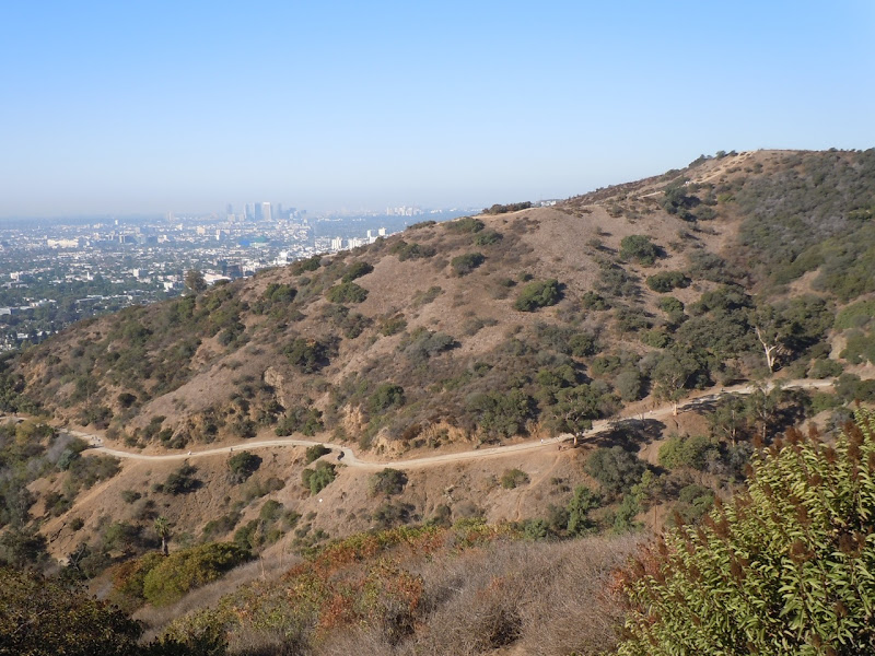 Runyon Canyon October 2010