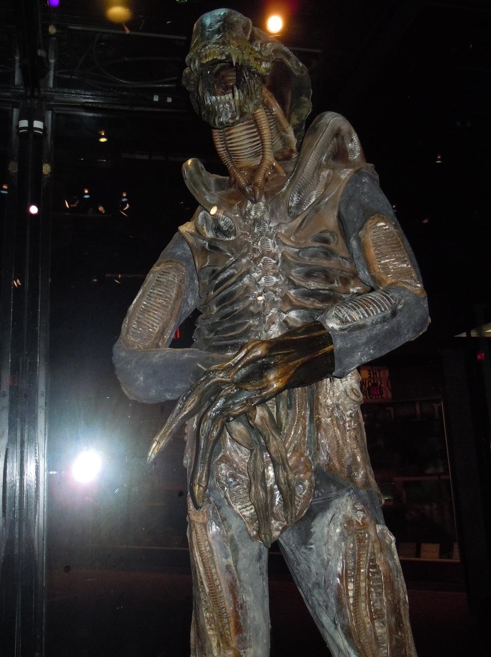Alien movie halloween costumes