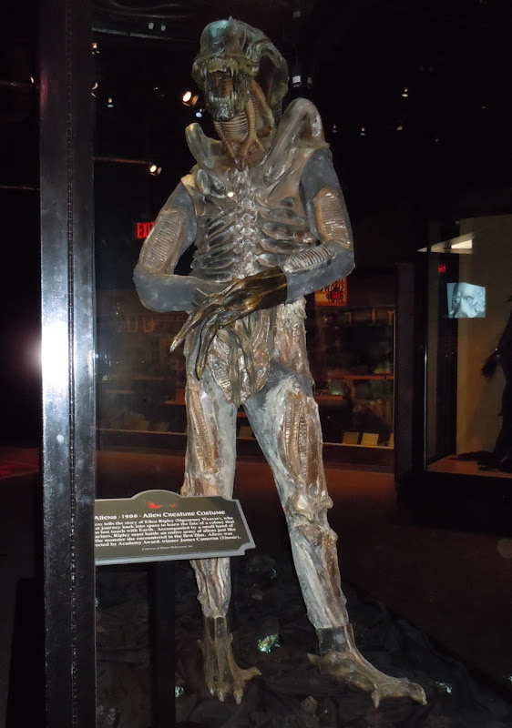 Aliens movie costume