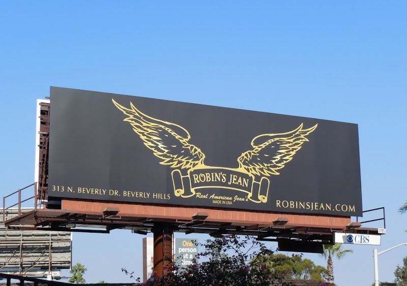 Robins Jeans billboard