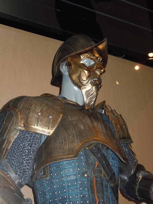 Prince Caspian King Miraz armour