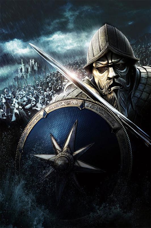 Narnia King Miraz poster