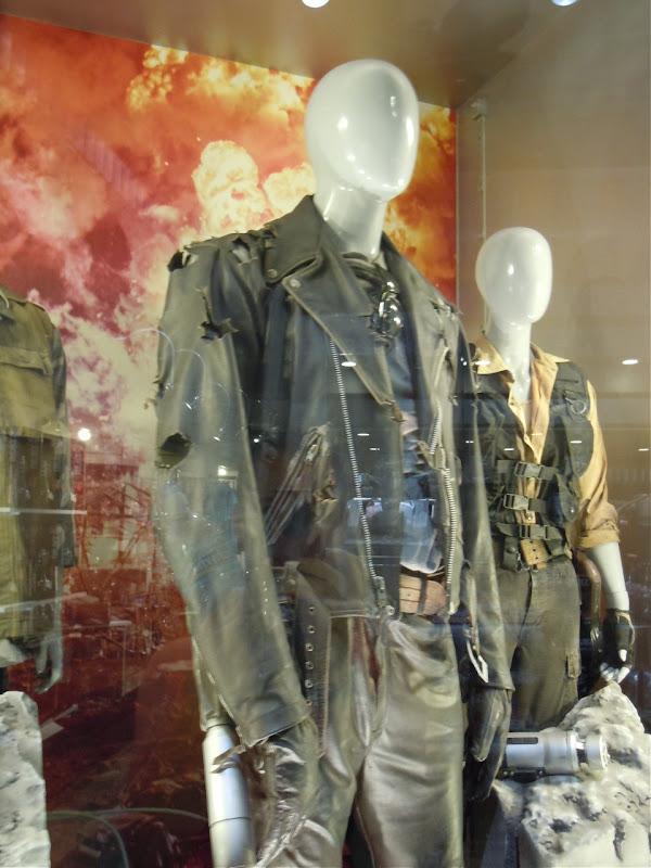 Arnold Schwarzenegger Terminator 2 3D costume