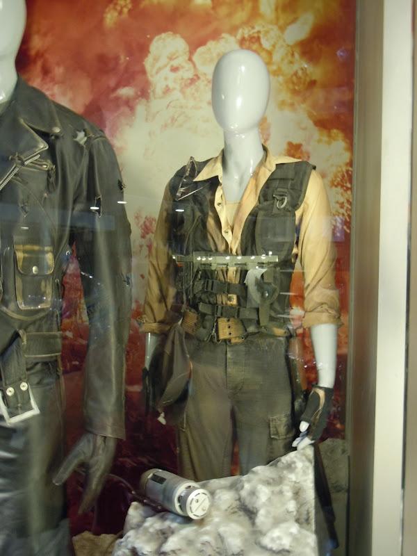 linda Hamilton Terminator 2 3D costume