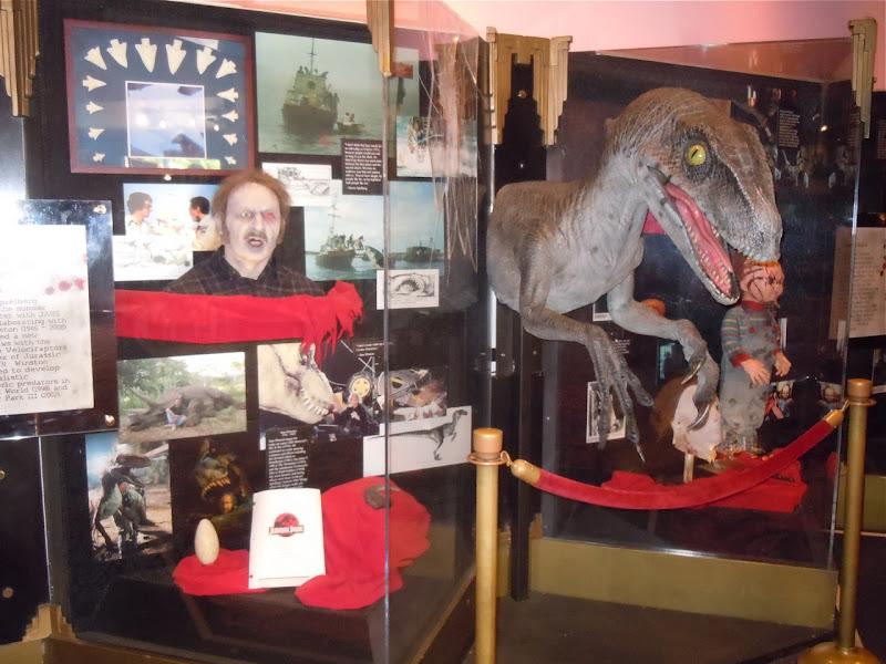 Universal Studios Florida Horror props