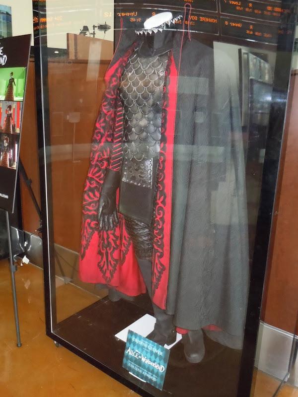 Alice Crispin Glover Stayne costume