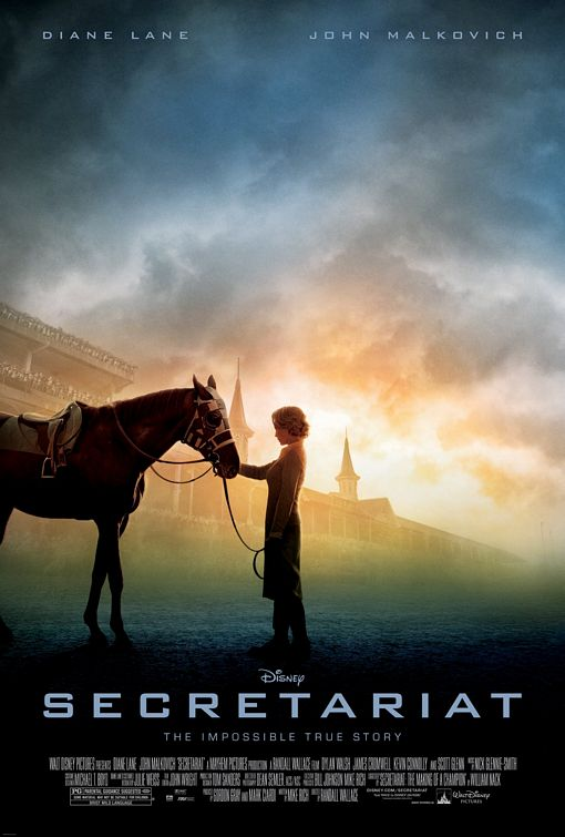 Secretariat film poster