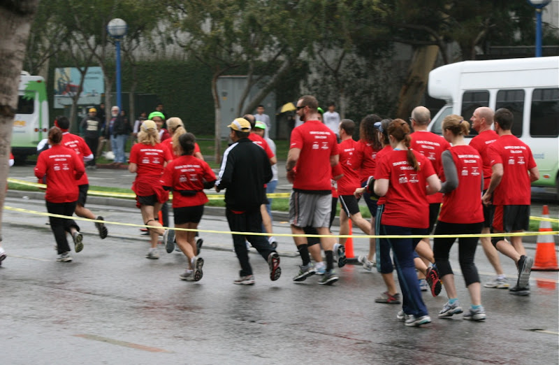 AIDS Walk 2010 T2 start
