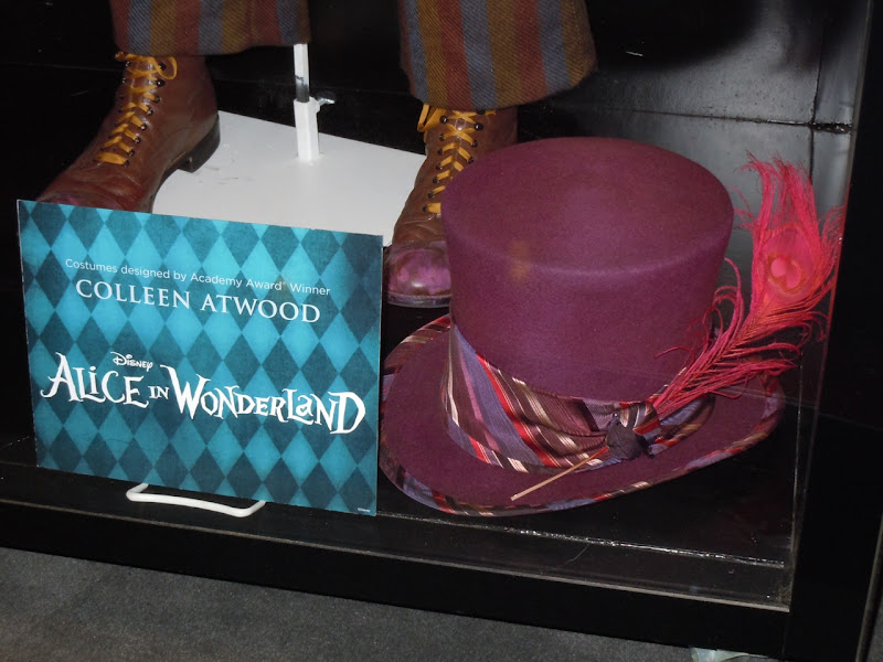 Alice in Wonderland Hatter top hat