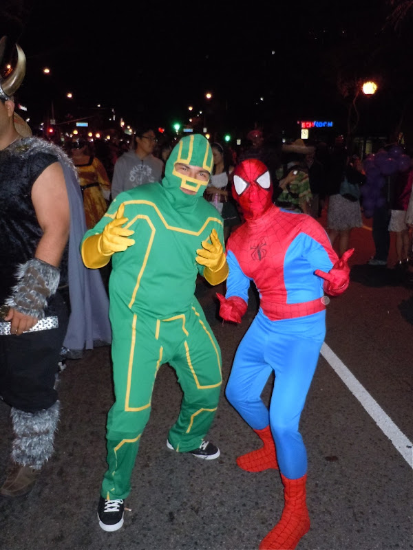 Kick-Ass West Hollywood Halloween Carnaval