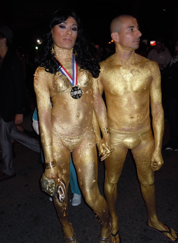 West Hollywood Halloween Carnaval Gold medals 2010