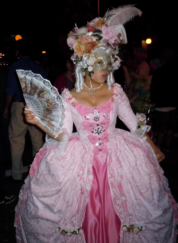 West Hollywood Halloween Carnaval Madame