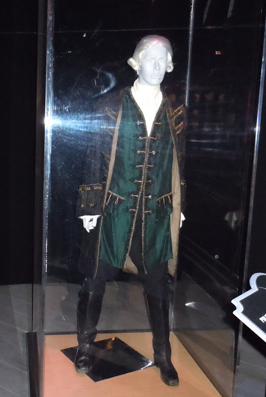 Lord Cutler Beckett costume Pirates of the Caribbean