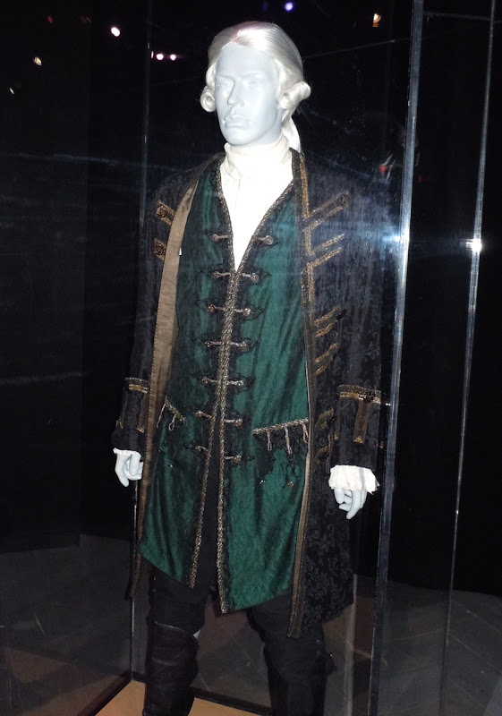 Pirates of the Caribbean Lord Beckett costume