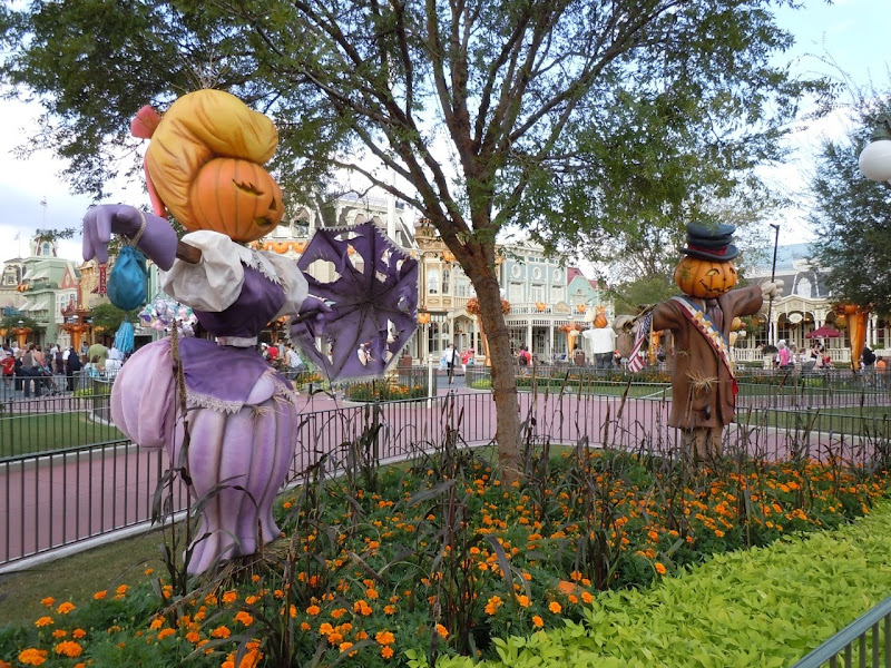 Disney World Halloween Pumpkins