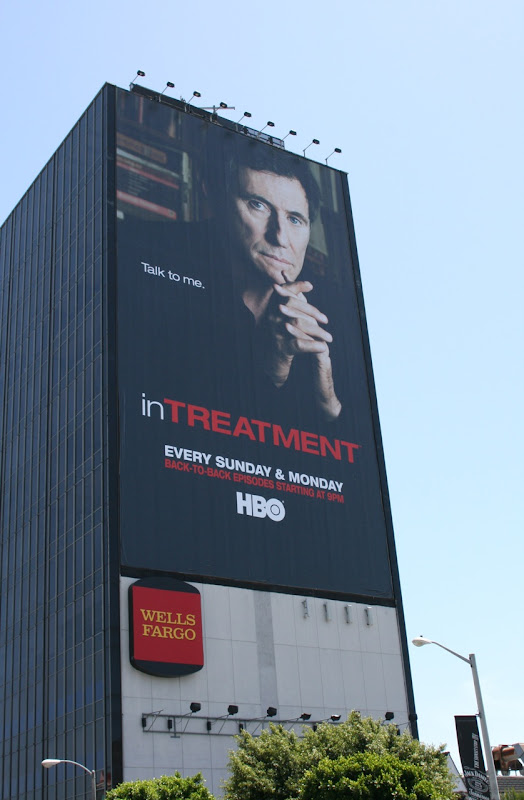 In Treatment season 2 TV billboard