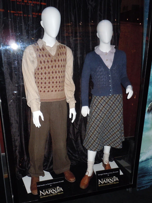Narnia Voyage of the Dawn Treader film costumes