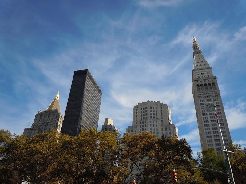 New York Madison Square Park