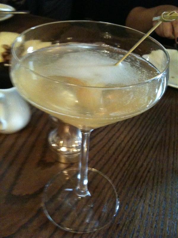 Soho House cocktail