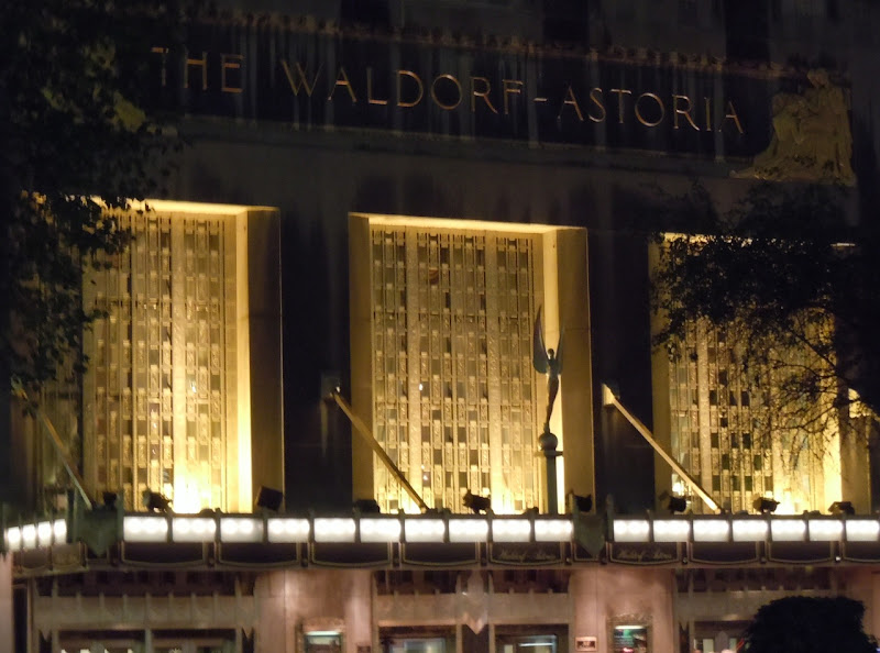 Waldorf-Astoria Spirit of Achievement