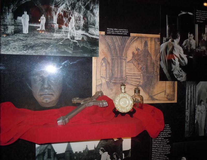 Original Dracula film props