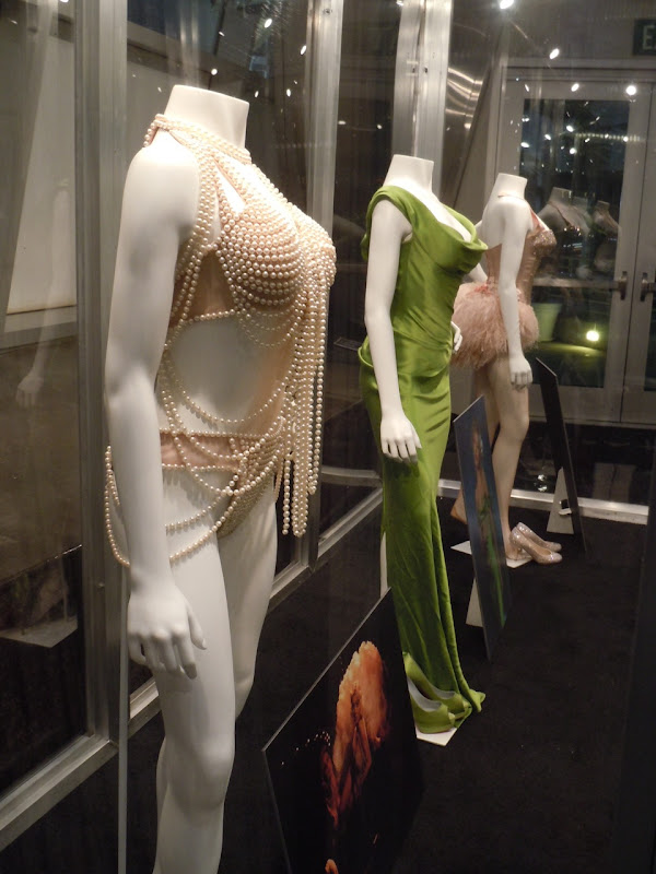 Original Christina Aguilera Burlesque outfits