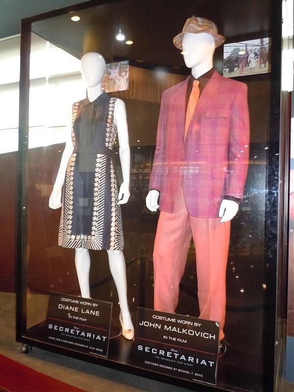 Original Secretariat movie costumes