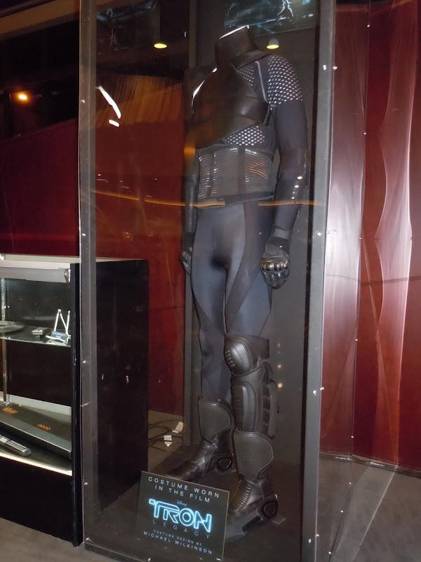 Tron Legacy Gladiator Lightsuit costume