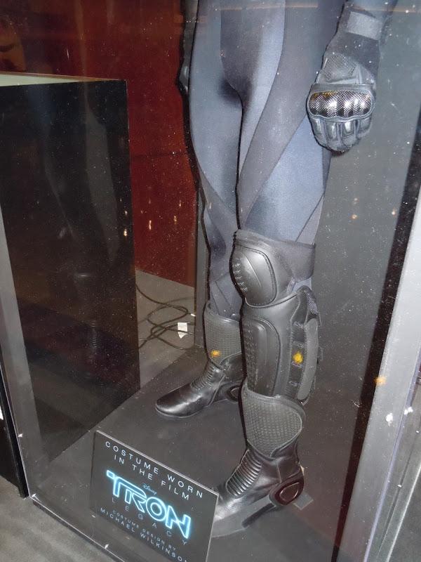 Tron Legacy Lightsuit boots