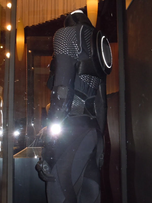 Tron Legacy Lightsuit back