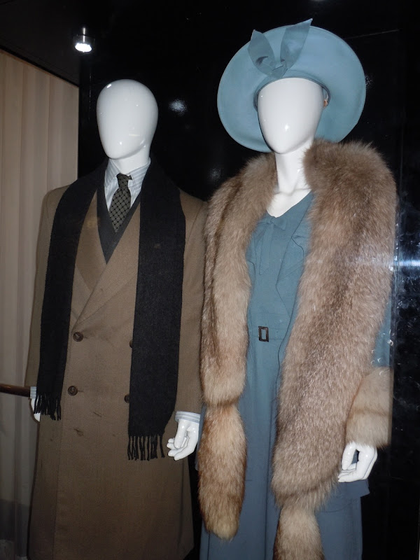The King's Speech royal movie costumes