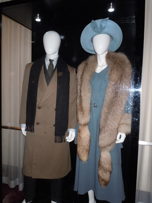 Actual King's Speech movie costumes