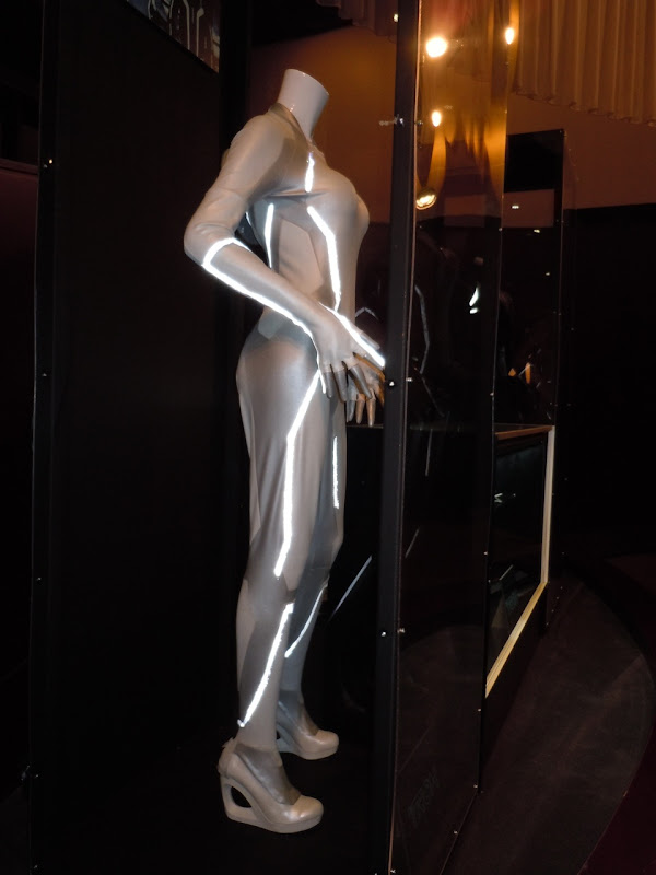 Tron Legacy Siren film costume