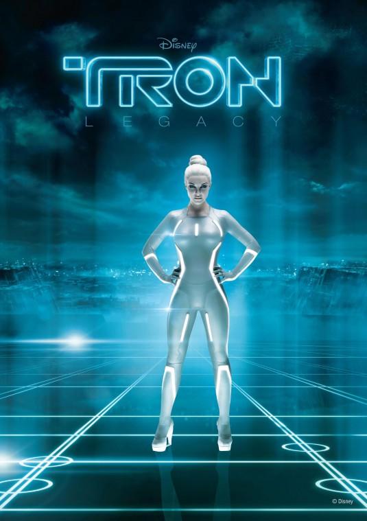 Tron Legacy Gem Siren poster