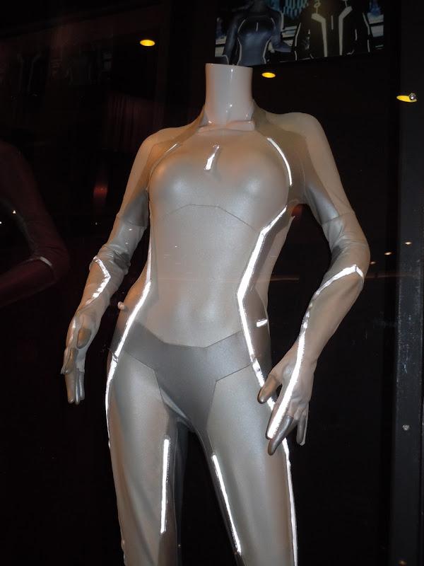 Tron Legacy Siren outfit