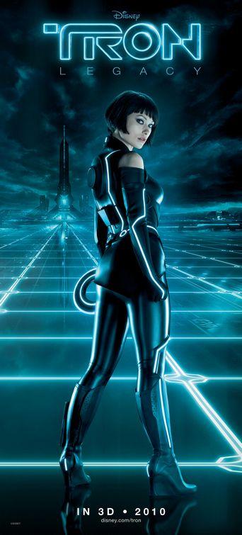 Quorra Tron Legacy poster
