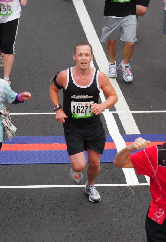 Jason racing Bay to Breakers 2010