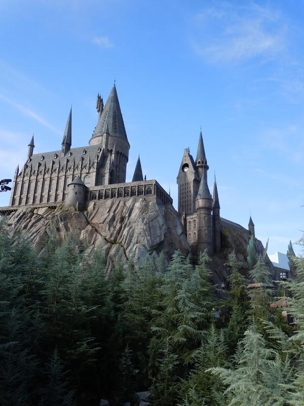 Hogwarts School Universal Studios Orlando