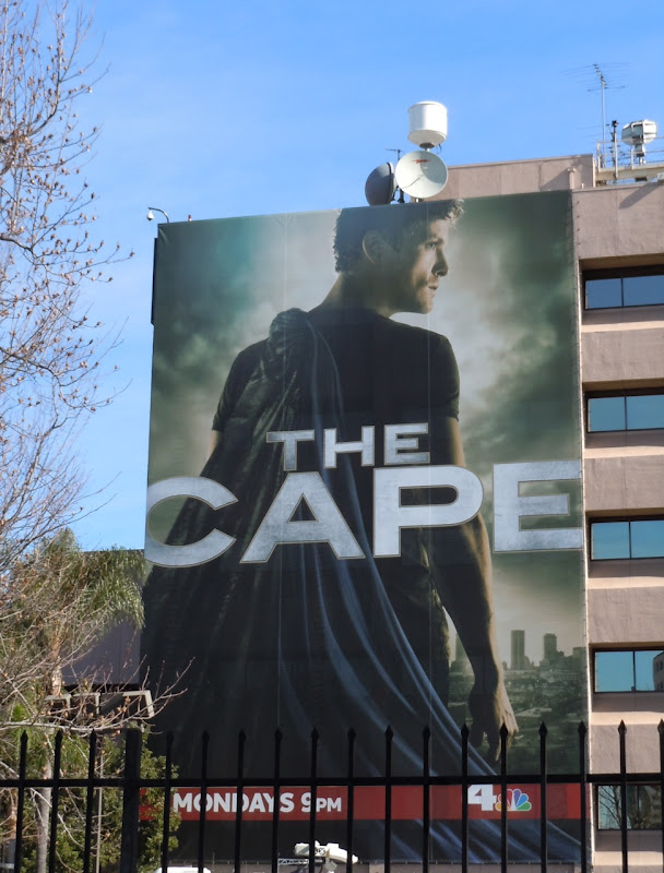The Cape NBC billboard