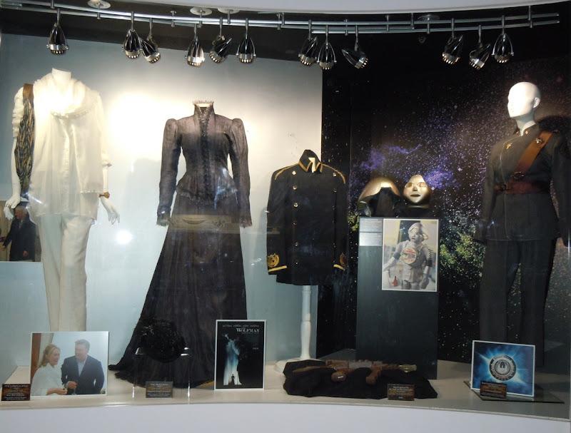 Universal movie costumes
