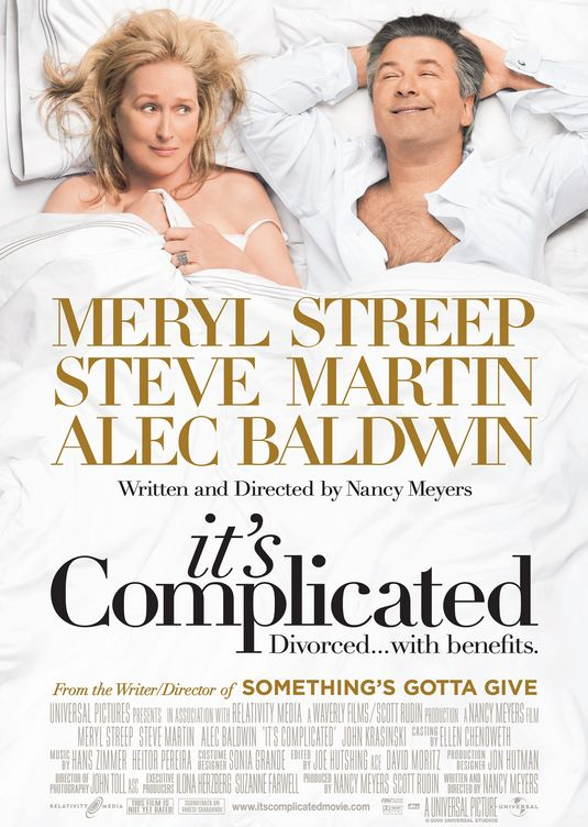 It's Complicated film poster